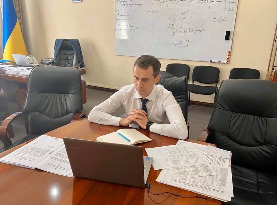 Міста мільйонники не можуть проводити таку малу кількість вакцинацій щодня, наголосив Ляшко / фото facebook.com/viktor.liashko
