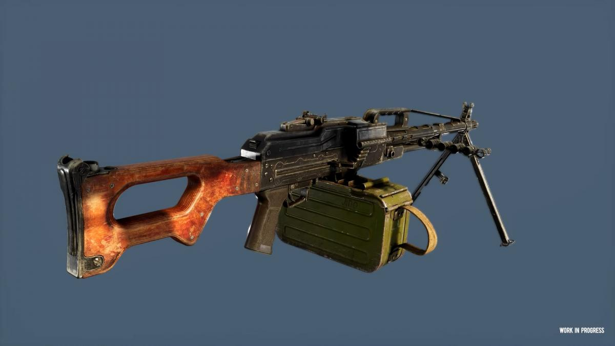 Оружие в сиквеле можно будет модифицировать / скриншот из трейлера