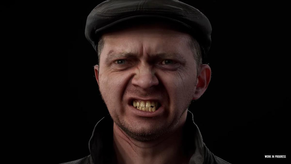 Редактор зубов подарит персонажам игры самые разные улыбки / скриншот из трейлера