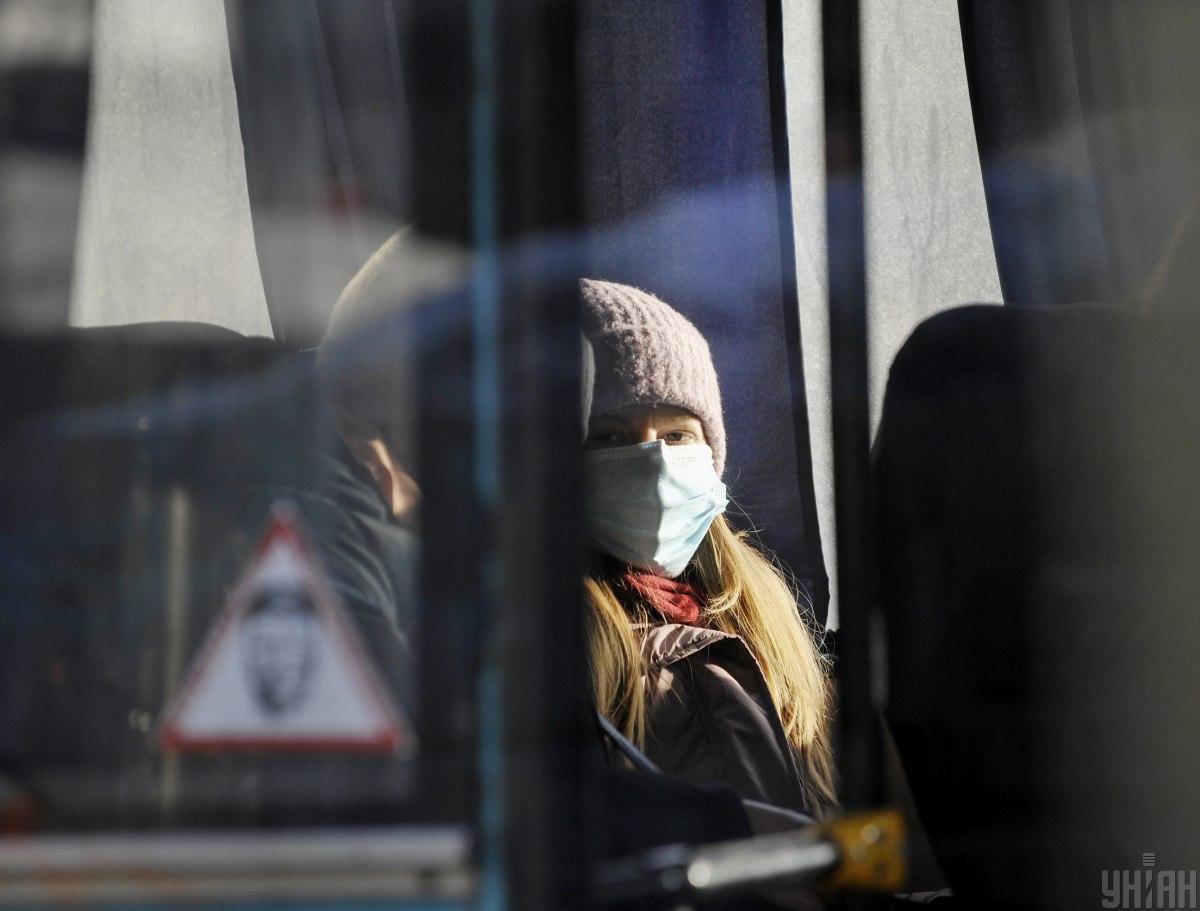 Карантинные ограничения в Украине могут усилить / фото УНИАН, Сергей Чузавков