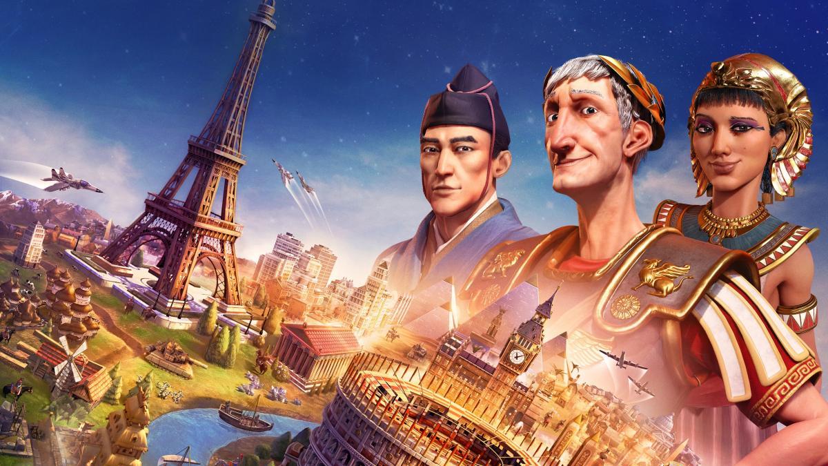 На період акції Civilization VI також отримала знижку у 75% / фото Firaxis Games