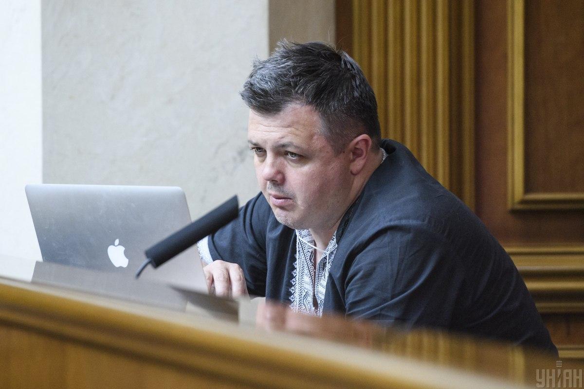 Семен Семенченко-Апелляционный суд оставил экс-нардепа под стражей / Фото УНИАН, Владислав Мусиенко