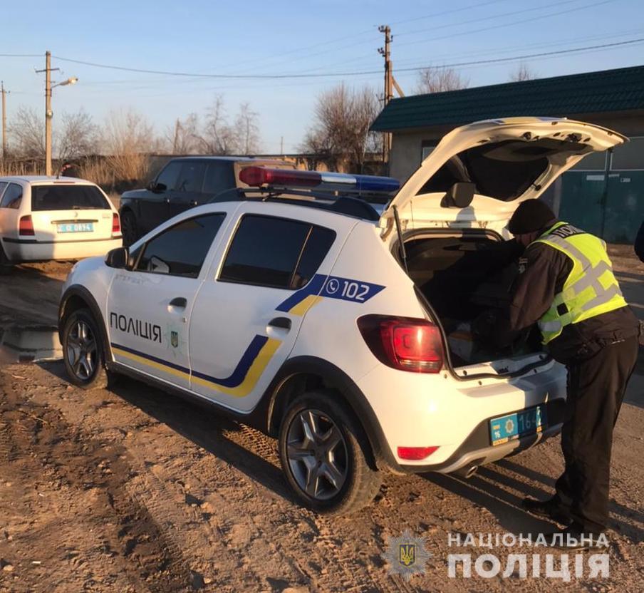 В Одесской области на автомойке застрелили мужчину / фото od.npu.gov.ua