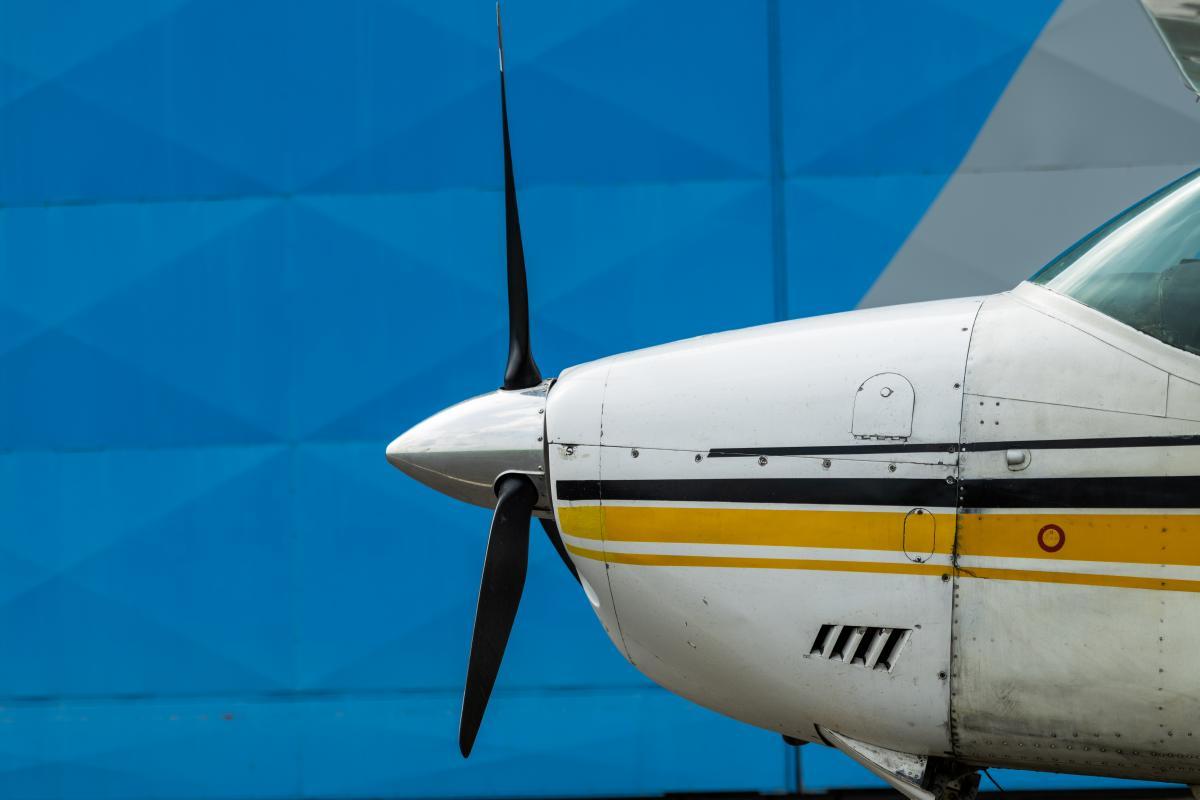 Легкомоторний літак Cessna вилетів з міста Ермосільйо / фото ua.depositphotos.com