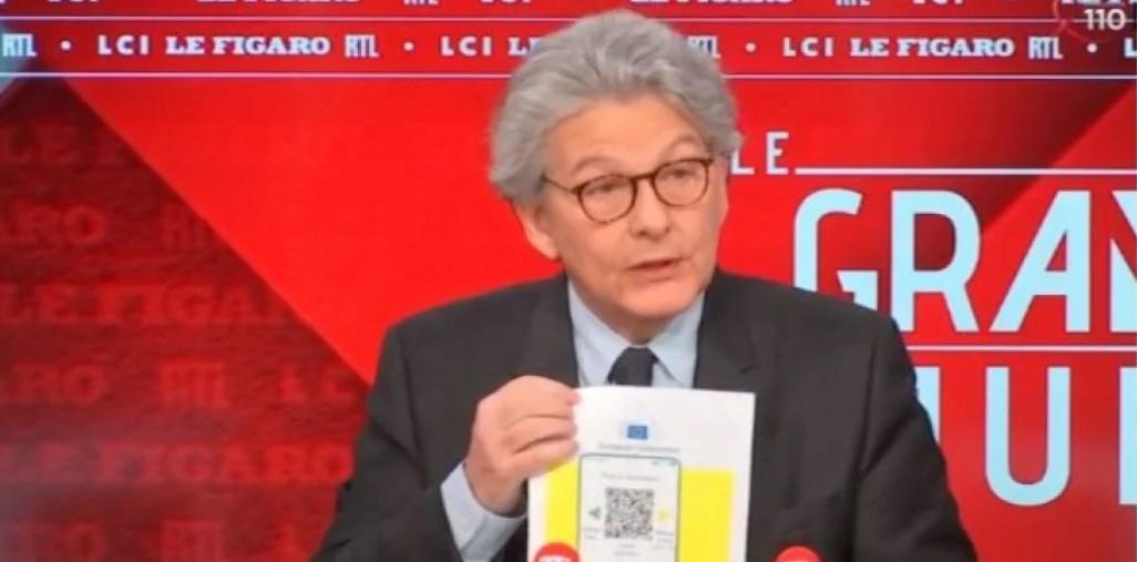 скриншот из видео La Chaîne Info