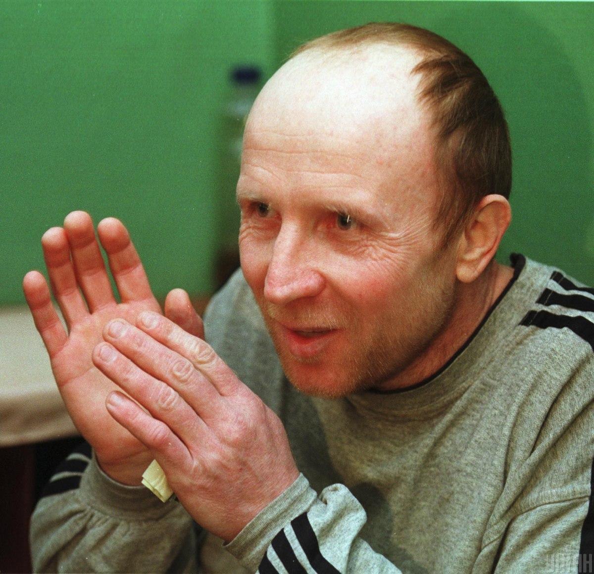 В 1999 році Анатолія Онопрієнка засуджують до смерті / фото УНІАН