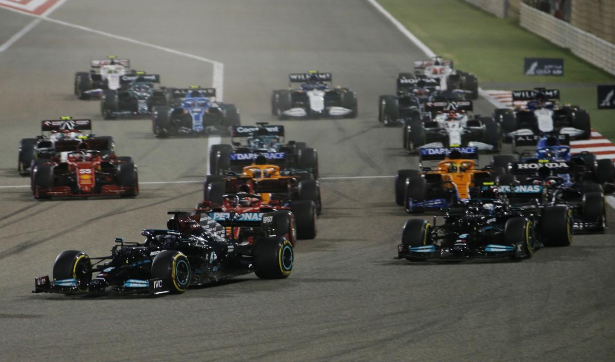 Стартовал новый сезон Формулы-1 / фото REUTERS