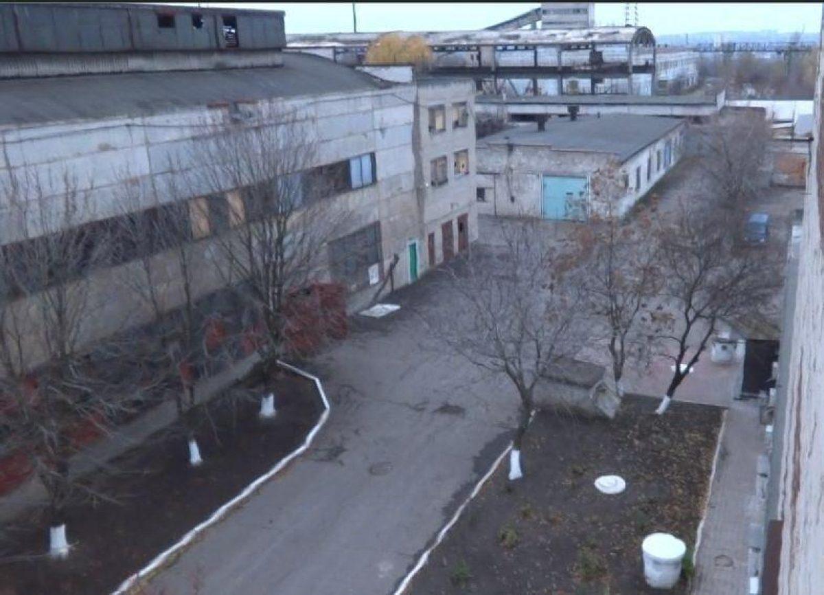 Donetsk's Izoliatsia prison / Photo fromt.me/traktorist_dn