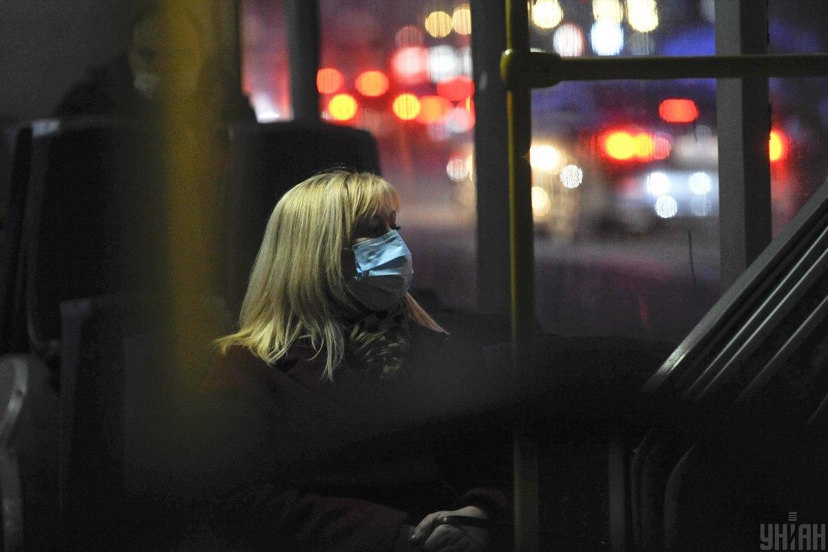 Новини Миколаєва - в місті значно обмежують роботу громадського транспорту / УНІАН