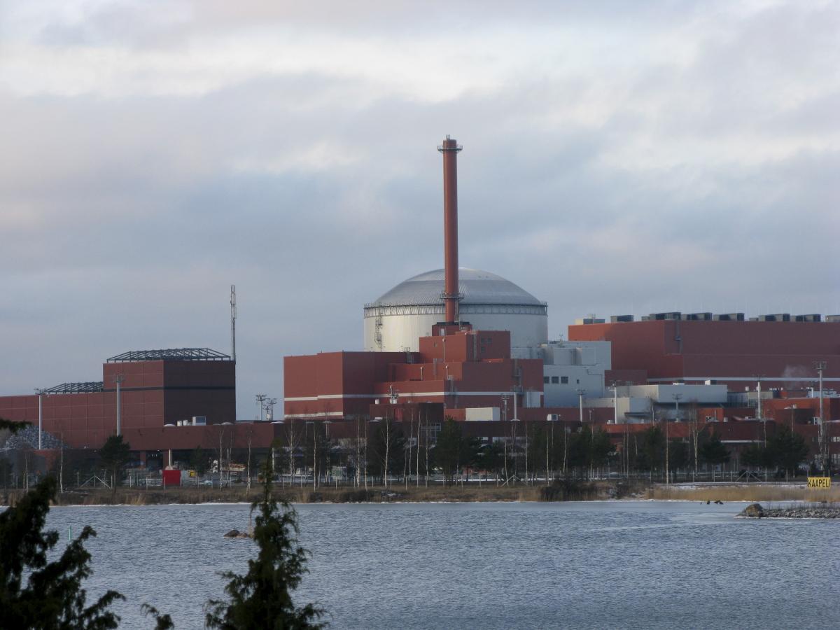 Финляндия собирается запустить крупнейший в Европе атомный реактор / REUTERS