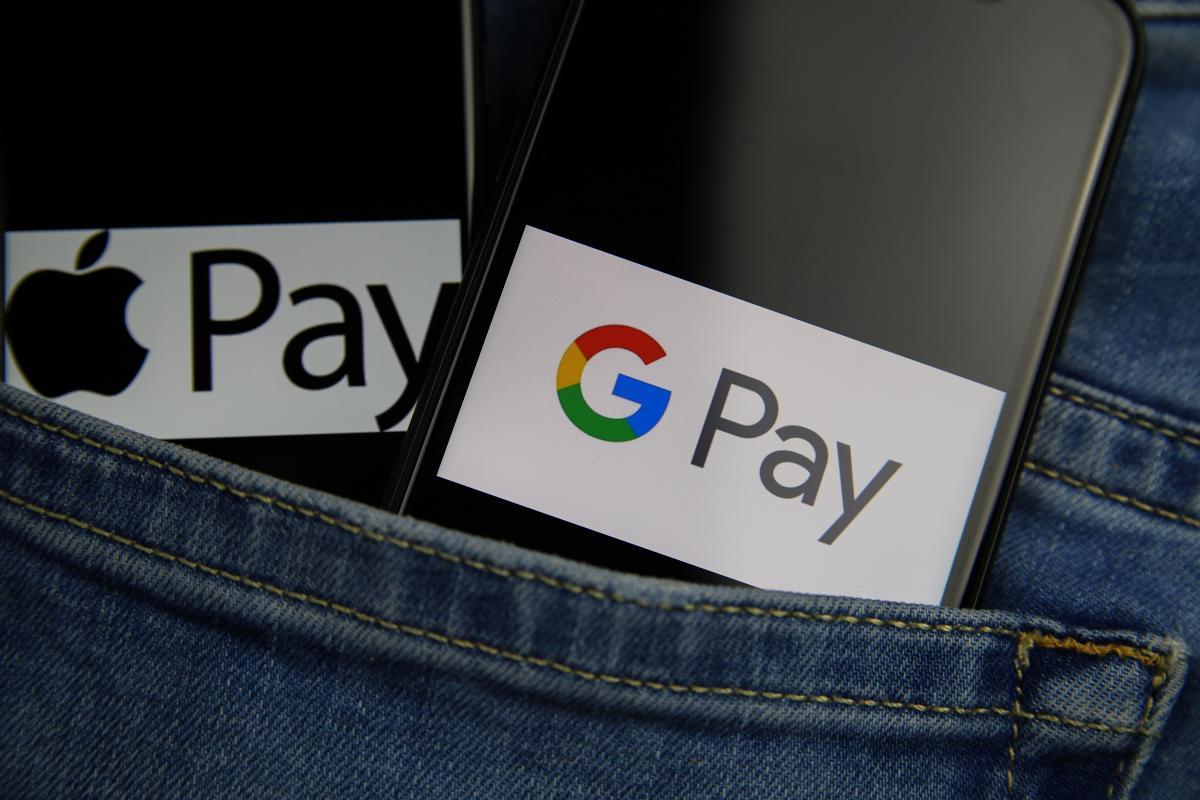 Украинаможет лишиться Apple Pay и Google Pay / фото ua.depositphotos.com