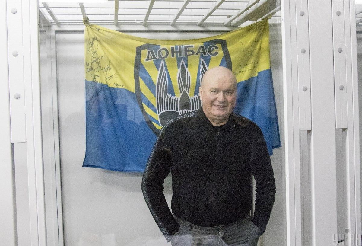 В 2017 году Виногродского уже задерживали по подозрению в разбойном нападении на Кировоградщине / фото УНИАН