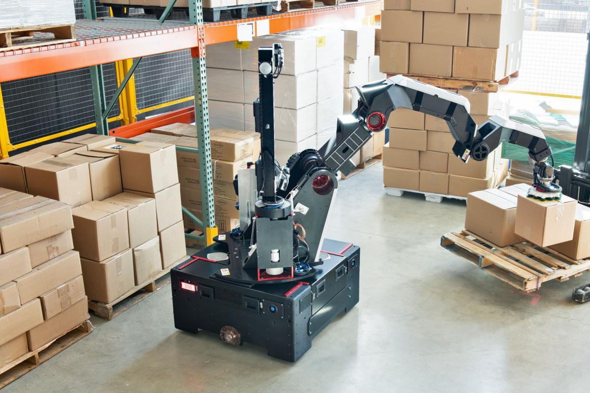 Новый роботStretch / фото bostondynamics.com