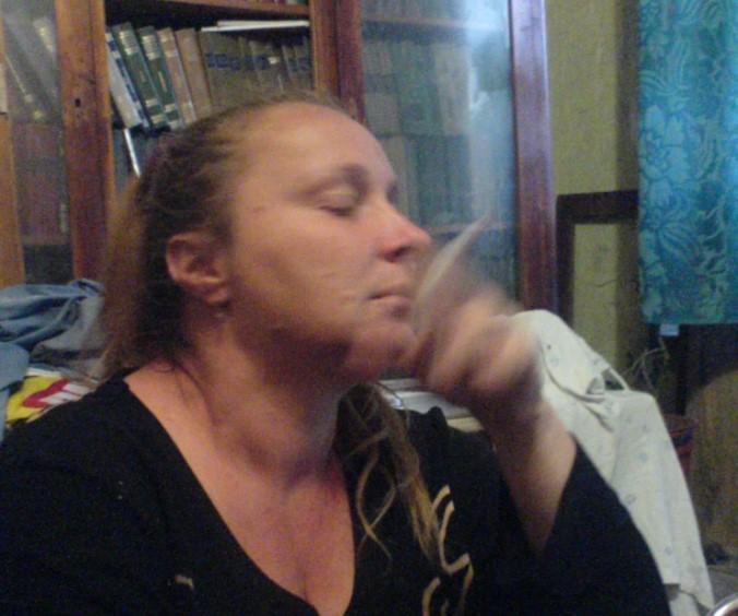 Дружина Ігоря Гофмана померла від COVID-19 / фото Віра Гофман / Facebook
