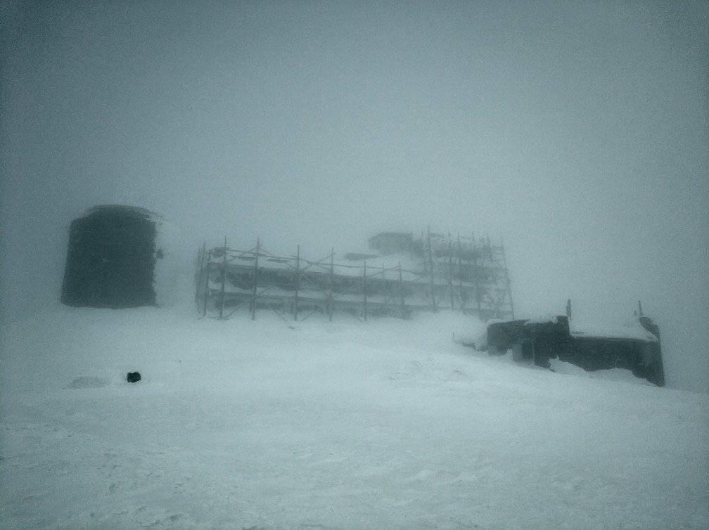 Горы окутал туман / Фото facebook.com/chornogora.rescue112