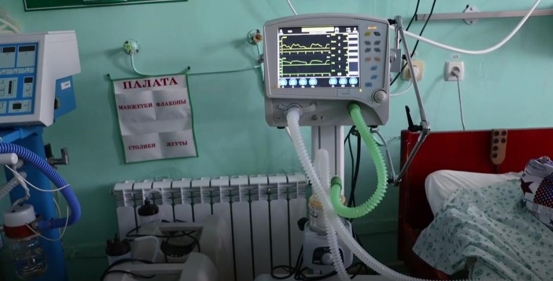 В Первомайске не хватает мест в больнице / скриншот видео