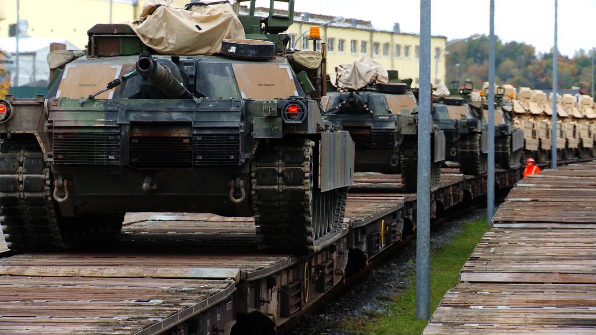 Обороне Балтии от России мешает плохая инфраструктура и бюрократия / фото Flickr/7th Army Training Command