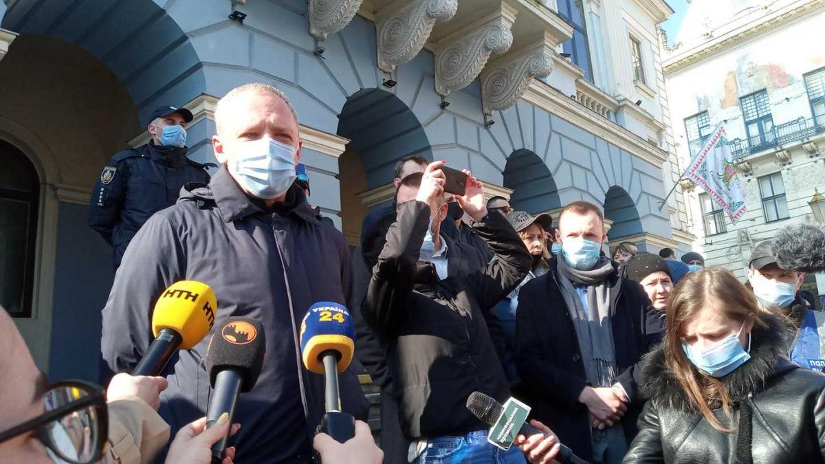 Предприниматели призвали местные власти не нарушать право людей на труд / фото УНИАН