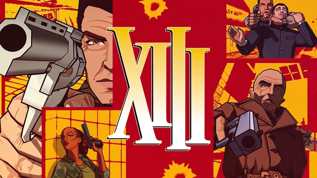 Игра под названием XIII вышла в 2003 году /фото Ubisoft Paris