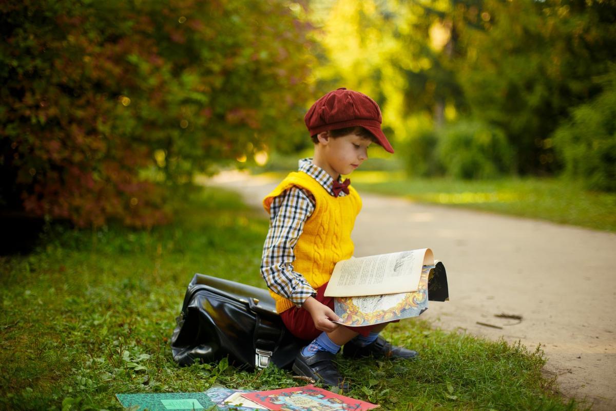 2 апреля - Международный день детской книги / фото pixabay.com