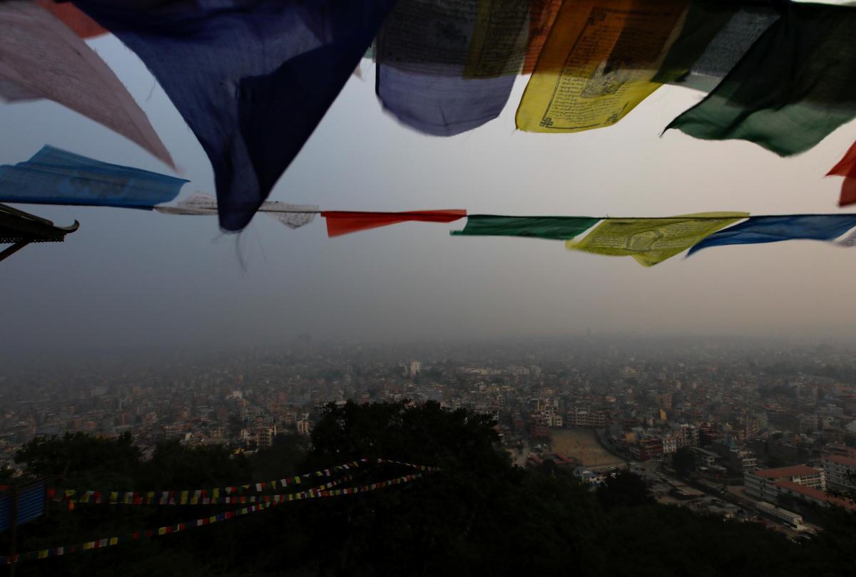 У Непалі залишаються понад 100 українських туристів/ фото REUTERS