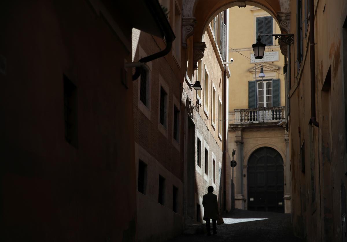 Российские шпионы - в Риме задержали военных Италии и РФ по подозрению в шпионаже / Фото: REUTERS