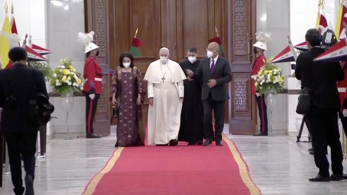 Папа Римский прибыл в Ирак (фоторепортаж) — Новости мира — УНИАН