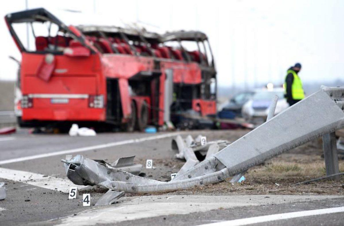 ДТП в Польше — стала известна причина трагедии с более 50