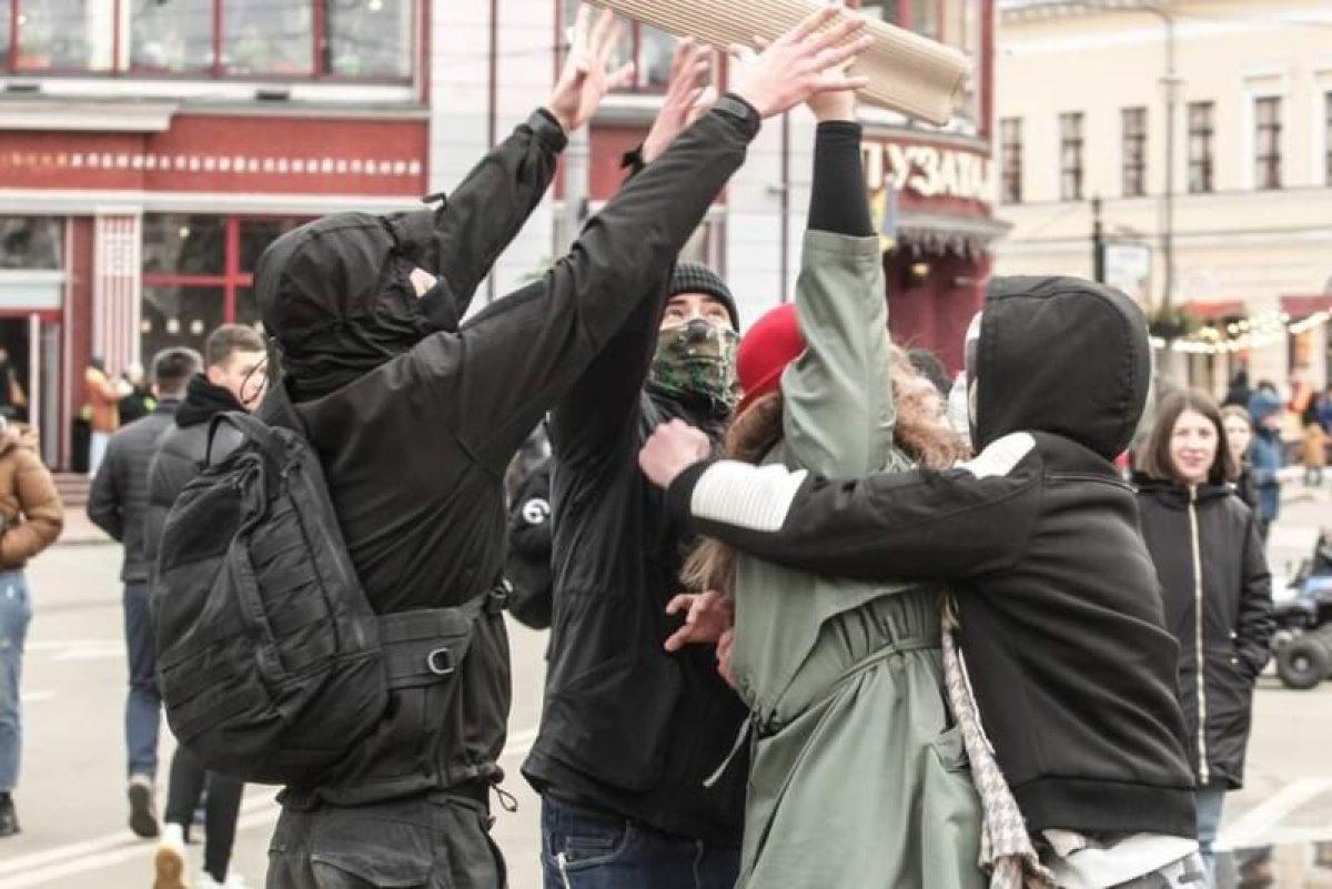 Марш равенства-полиция не открыла дело о нападениях на участниц
