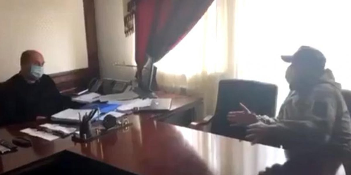 Контрабанда сигарет — ассоциация инвалидов АТО в Закарпатской