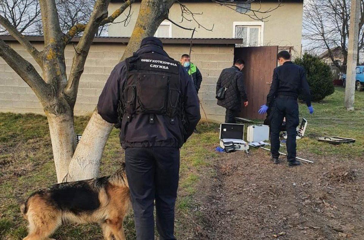 Взрыв на Львовщине — бывший участник АТО подорвался на гранате —