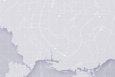 Прогноз погоди в Україні на вечір середи, 3 березня