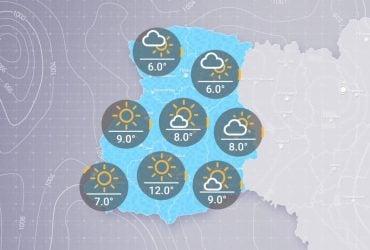 Прогноз погоды в Украине на утро четверга, 4 марта