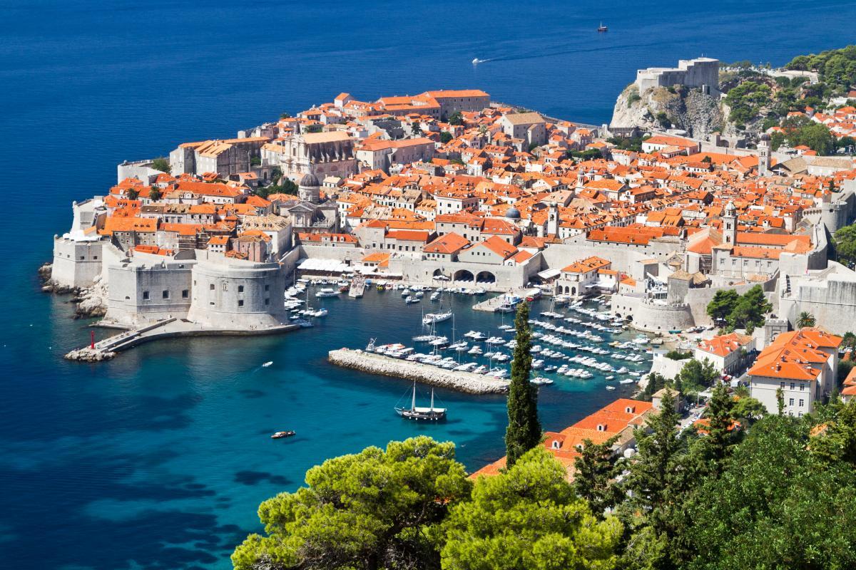 Хорватия смягчила условия въезда в страну / фото ua.depositphotos.com