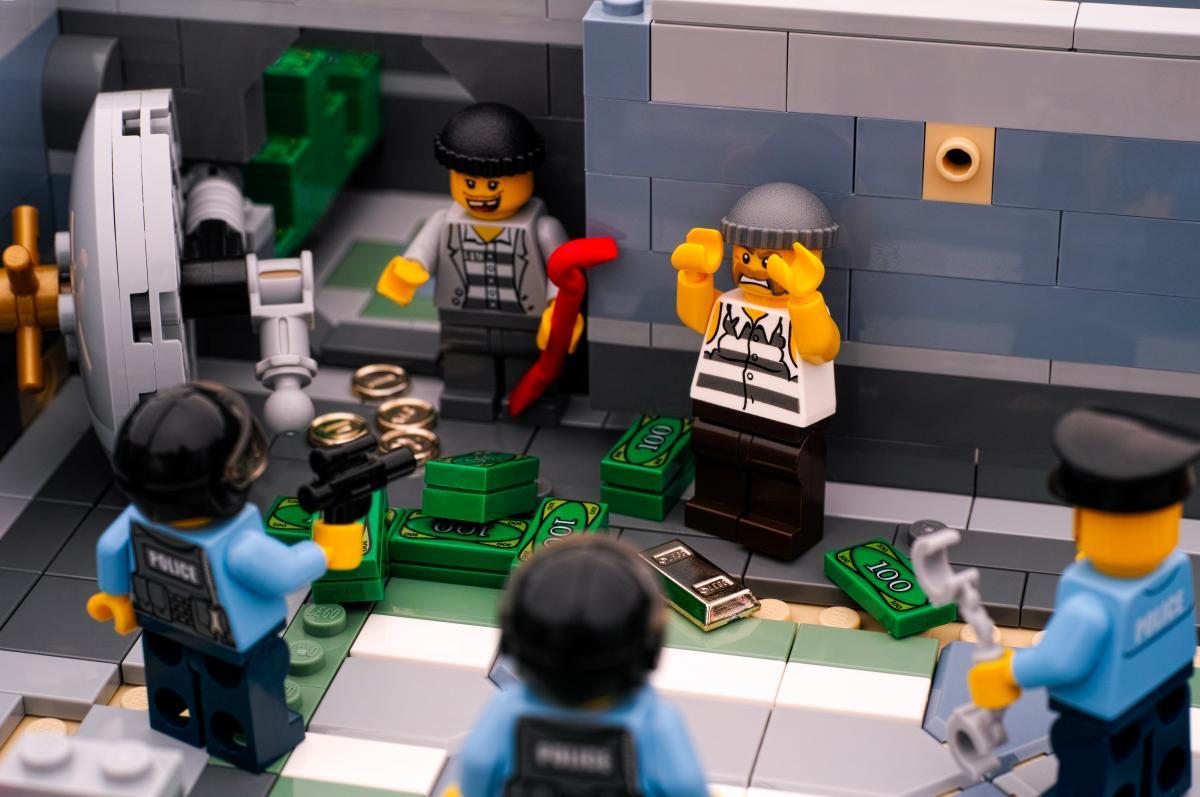 Затримані грабіжники спеціалізувалися на рідкісних і дорогих наборах Lego / фото ua.depositphotos.com