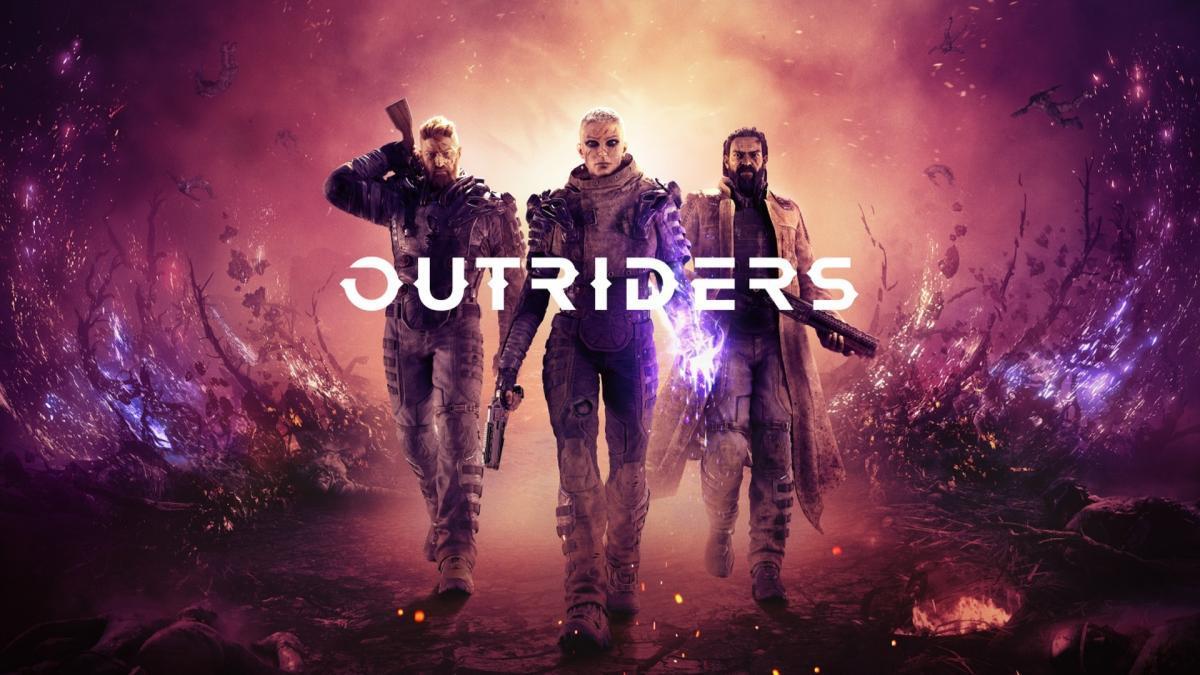 Outriders вийшов 1 квітня / фото People Can Fly