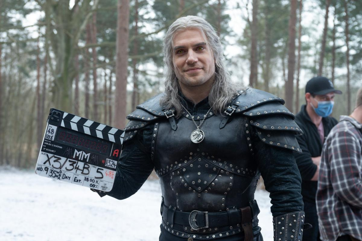 """Съемки второго сезона """"Ведьмака"""" завершились три недели назад/ фото facebook.com/witchernetflix"""