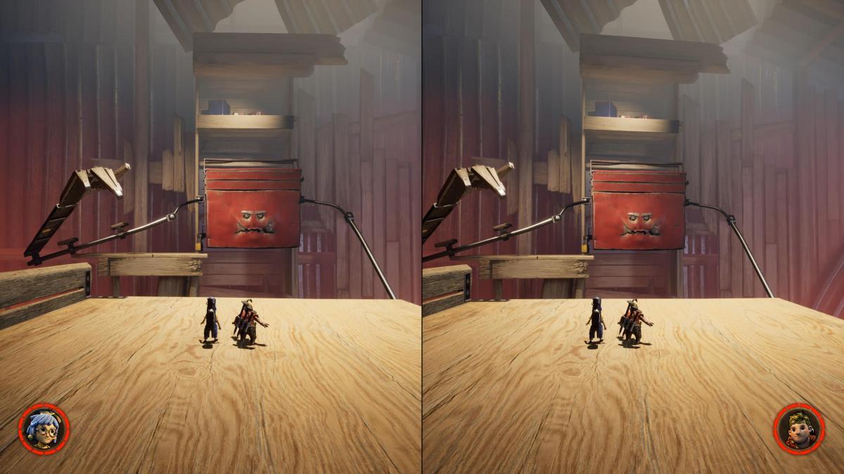 В начале битвы / скриншот
