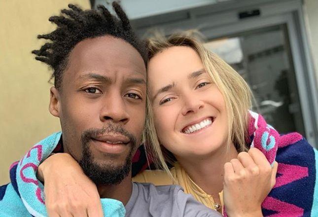 Элина Свитолина и Гаэль Монфис / фото instagram.com/g.e.m.s.life