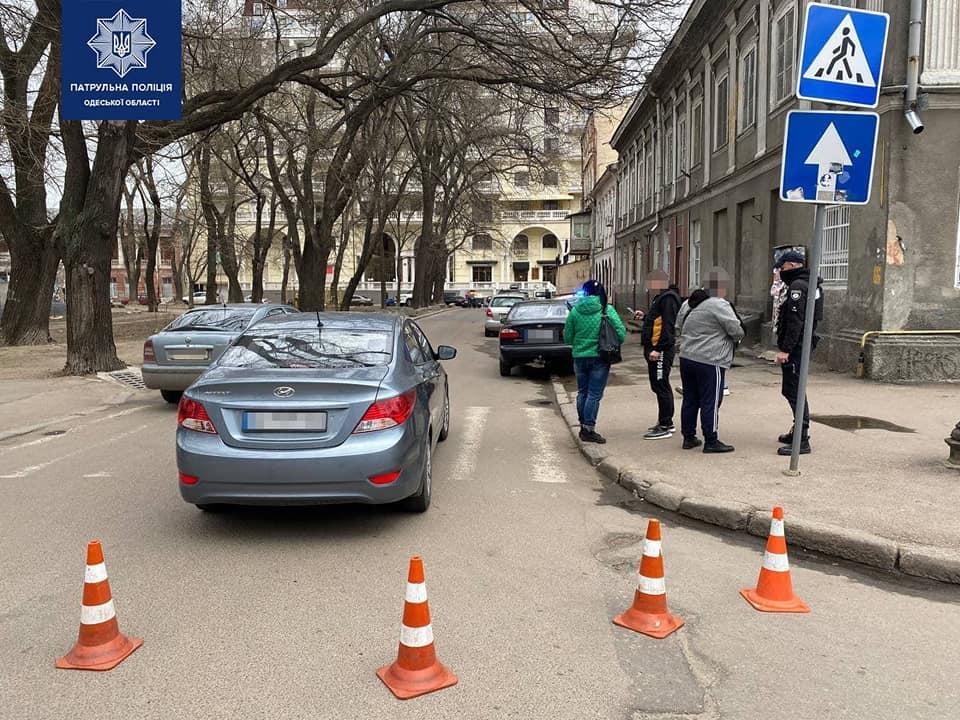 Патрульная полиция Одесской области