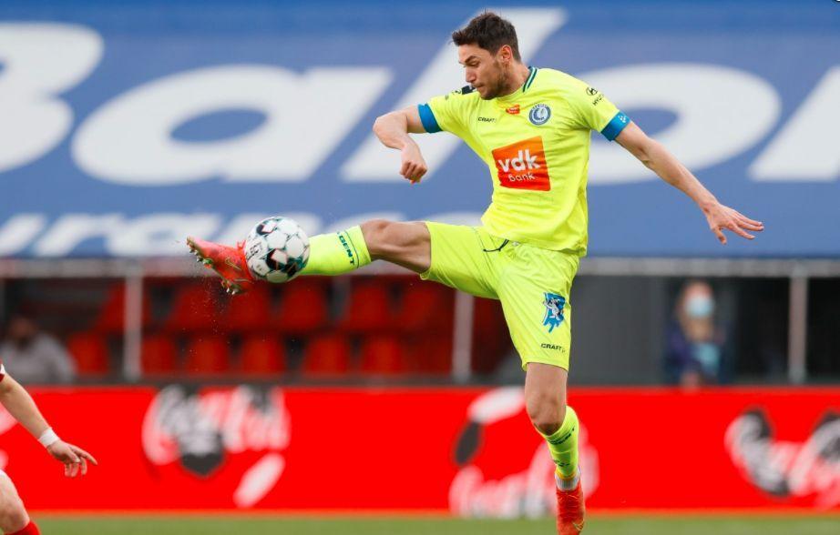 Роман Яремчук у поточному чемпіонаті забив 15 голів / фото kaagent.be