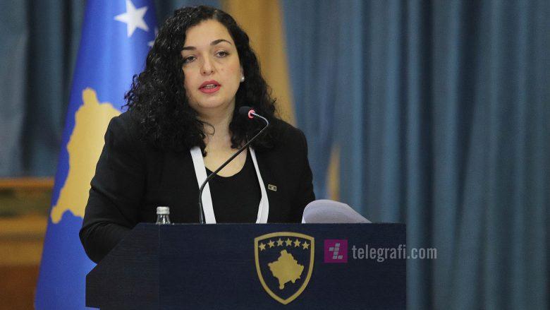 Османи исполняет обязанности президента с 5 ноября 2020 года / фото telegrafi.com