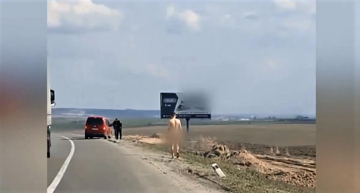 Выяснилось, что мужчина прибыл из Тернопольской областиякобы отдыхать / скриншот
