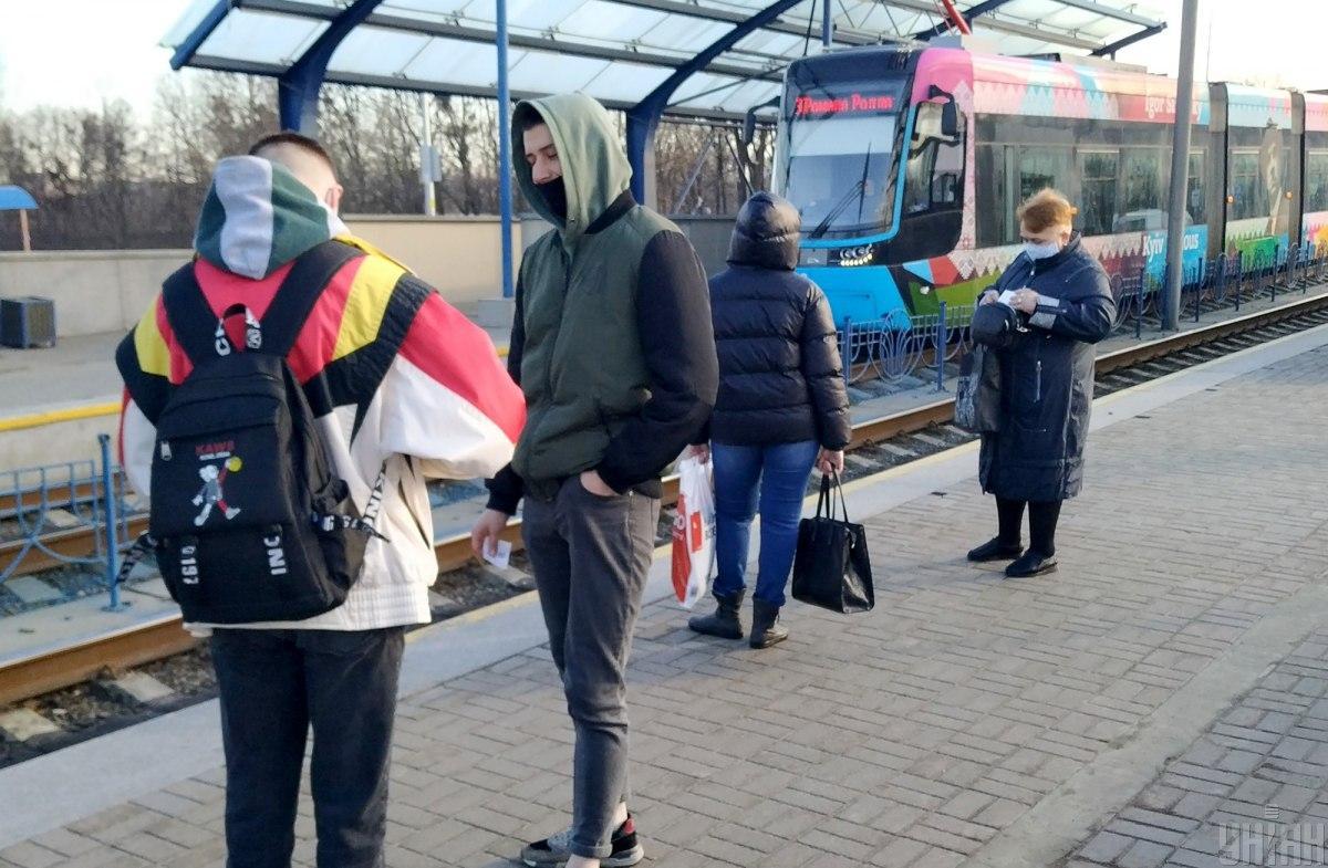 В Україні презентували єдиний транспортний квиток / фото УНІАН / Синиця Олександр