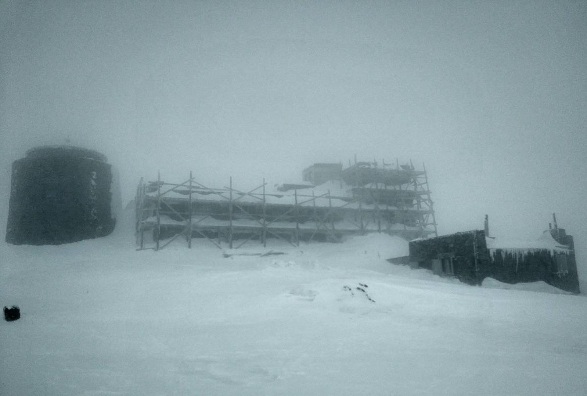 В горах все еще лежит снег / Фото facebook.com/chornogora.rescue112