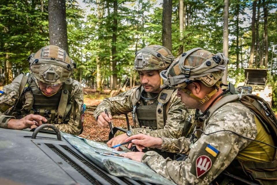 В штабе сухопутных сил НАТО LANDCOM работает один украинский офицер / Twitter-NATO Allied Land Command