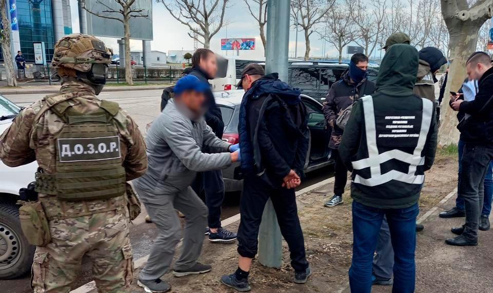 Ликвидирован канал перемещения нелегалов / фото dpsu.gov.ua/ua