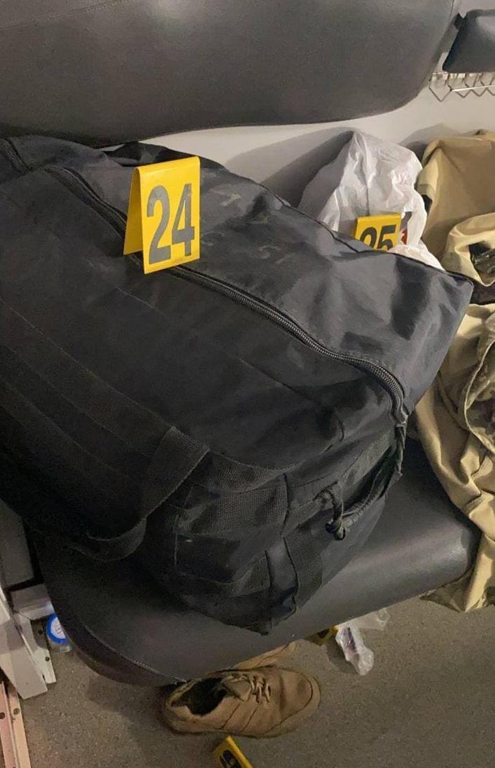 Указанные лица имели разрешение на ношение оружия \ фото МВД Украины