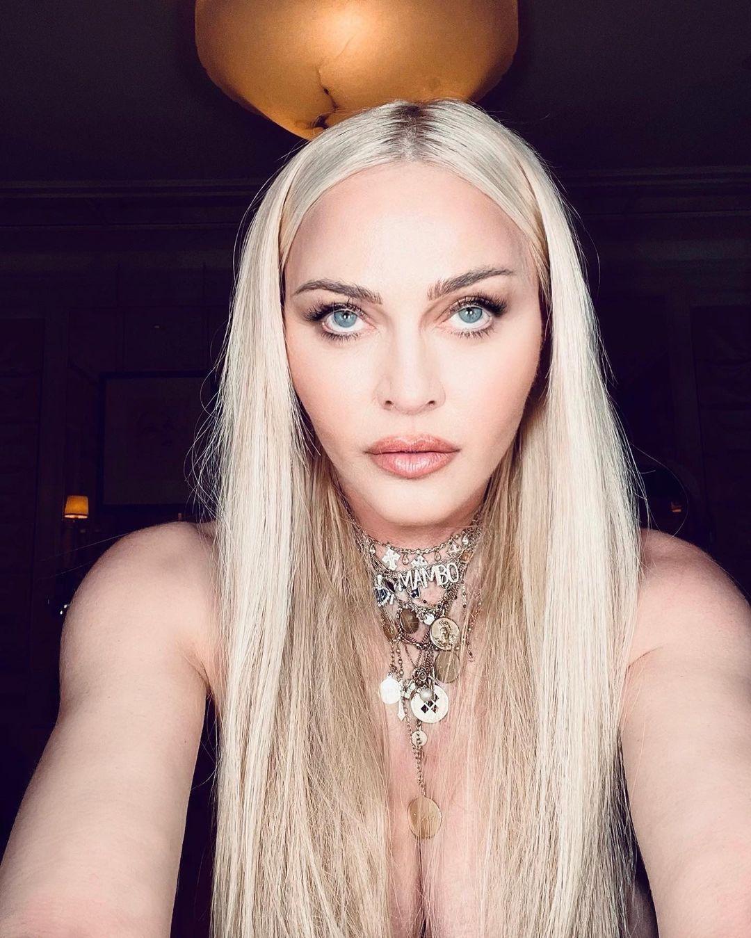 Мадонна шокировала фанов / instagram.com/madonna