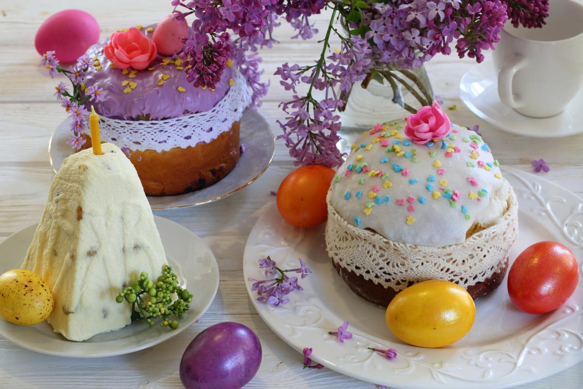 Великоднє меню - рецепти святкових страв / фото ua.depositphotos.com